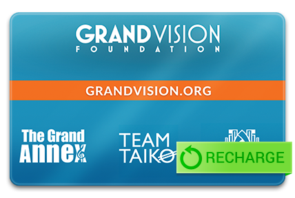 Recharge your Grand Vision Foundation Card